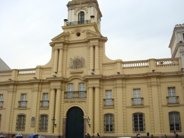 Government building - Plaza de Armas