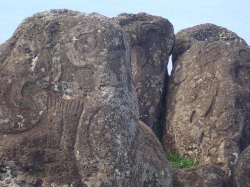 Petroglyphs Orongo