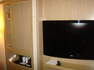 Room details - TV, minibar