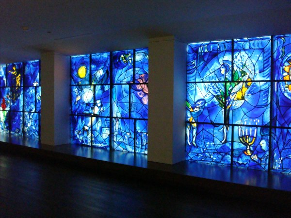 Chagall Windows Chicago Art Institute