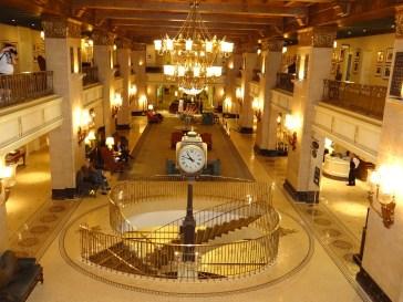Royal York Toronto lobby