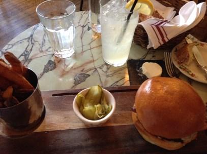 Dandelion Pub Philadelphia burger