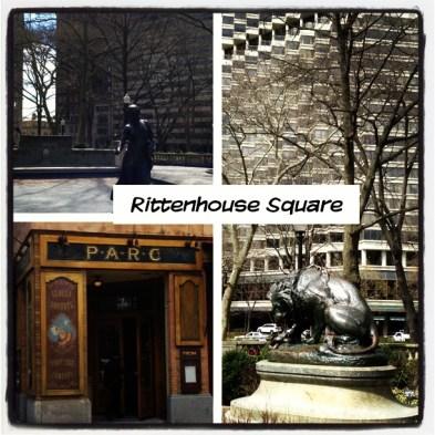 Rittenhouse Square Philadelphia Center City
