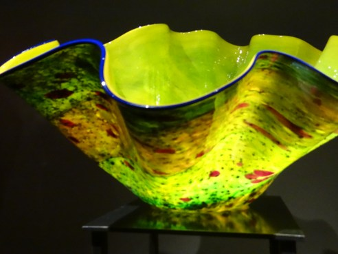 This Chihuly would look great in my house!