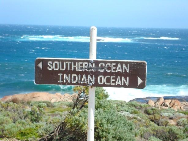 Southern Ocean meets Indian Ocean