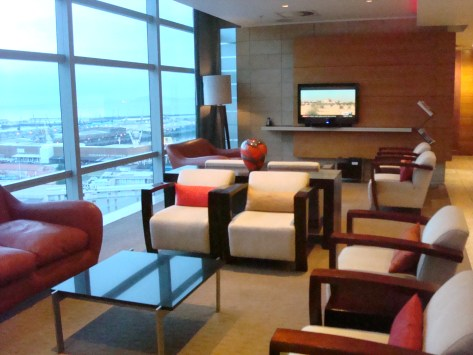 Westin Capetown Club Lounge