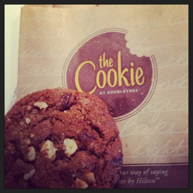 The Cookie at Doubletree Hotel - Morrison Hotel, Dublin