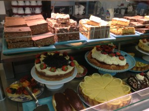 Photo of desserts in Dublin