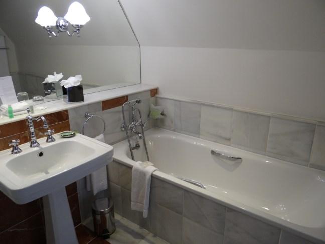 Westin Dublin bath