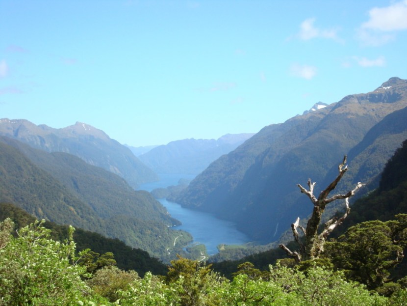 Doubtful Sound South Island New Zealand