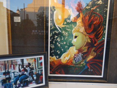Art in New Orleans Jazz and Mardi Gras