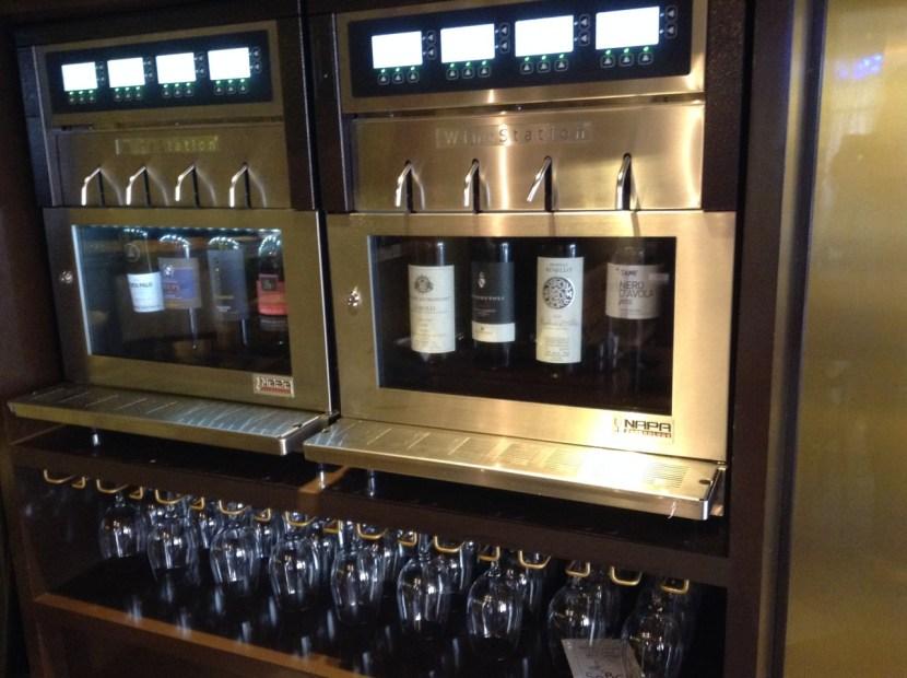 SoBou Wine Kiosk