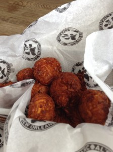 Charcoal's Sweet Potato Tots