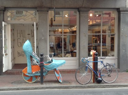 Shoe Bike New Orleans