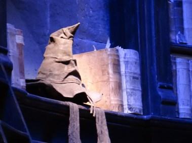 Harry Potter Studio Tour Sorting Hat
