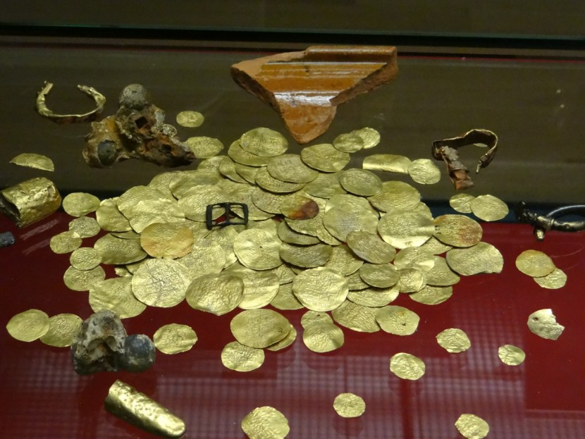 British Museum gold coins