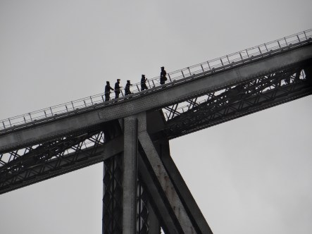 Sydney Bridge Climb in rain 10 Solo Travel Tips