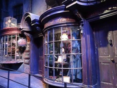 Harry Potter Studio Tour Diagon Alley Shop