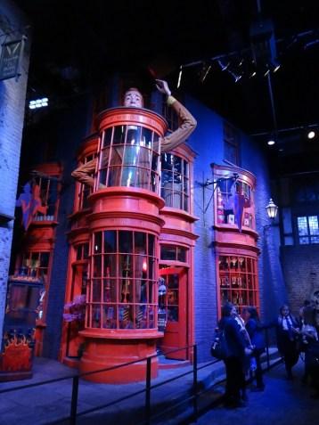 Harry Potter Stuido Tour Diagon Alley