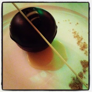 Palmer House Hilton dessert