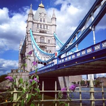 Tower Bridge London 5 Days in London