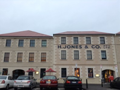 The Henry Jones Art Hotel