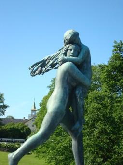 Vigeland Sculpture Park Bridge