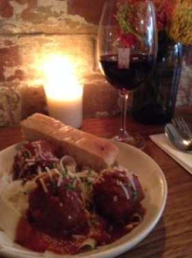 Meatball & Wine Bar Melbourne Flinders Lane
