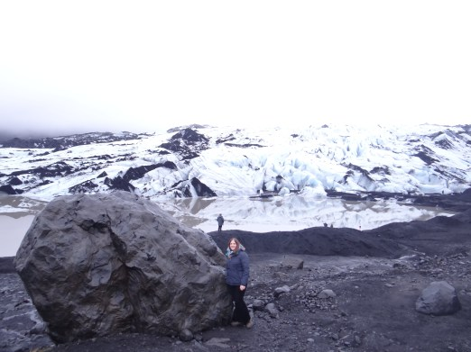 Glacier Iceland Rocks - South Coast of Iceland Tour with GeoIceland