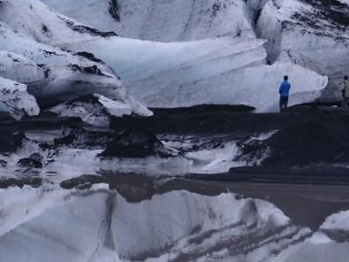 South Coast tour glacier Winter visit to Reykjavik
