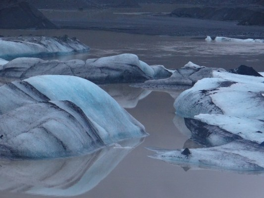 Glacier Lake Iceland - South Coast of Iceland Tour with GeoIceland