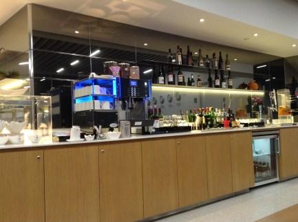 Lufthansa Icelandair Lounge Newark
