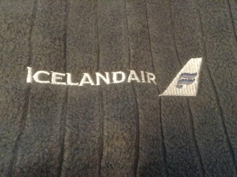 Icelandair blanket