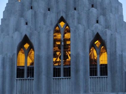 Hallgrimskirkja Reykjavik bells