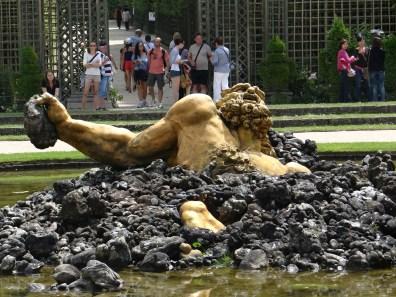 Fountain of Zeus at Versailles