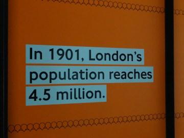 London Population 1901