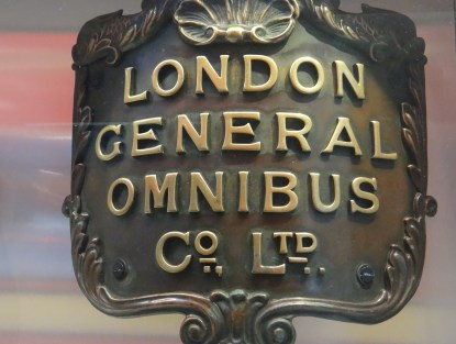 London General Omnibus Co Ltd