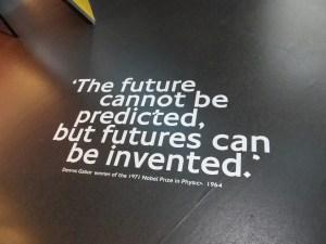 London Transport Museum quote