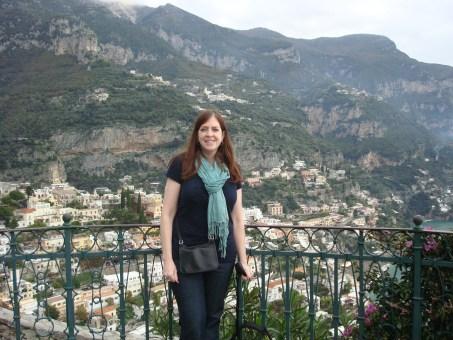 Positano PhilaTravelGirl - first trip to italy should include Amalfi Coast