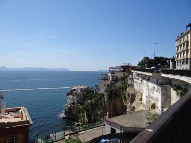 Naples hillside homes