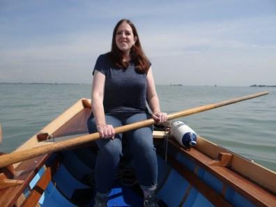 Philatravelgirl Row Venice Lagoon