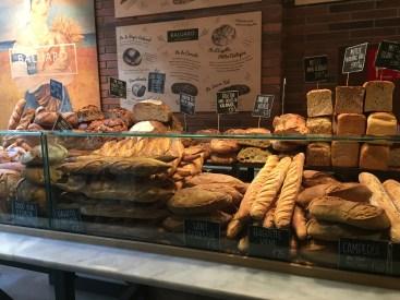Baluard Bakery breads Praktik Bakery Barcelona