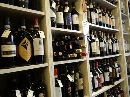 Enoteca Tuscan Wines Florence