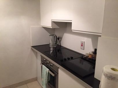 Airbnb London South Kensington Basement Flat Kitchen