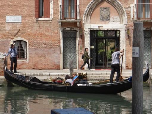 Venice Gondola Station