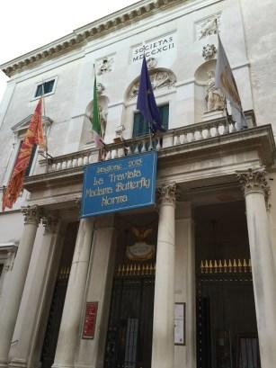 Fenice Opera House Venice
