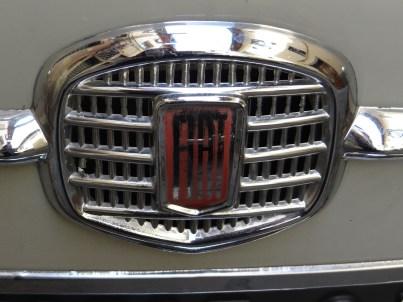 Fiat500 grill logo nuovo
