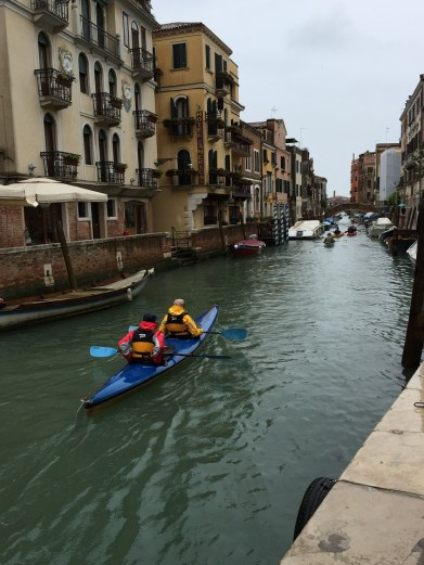 Kayak Venice Vogalonga