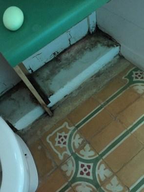 Dirty Bathroom Airbnb Gozo