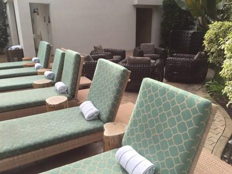 Hotel La Jolla Poolside